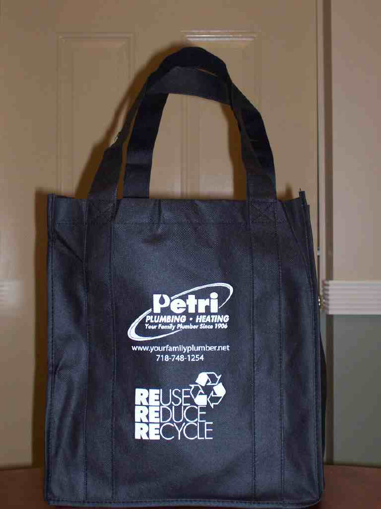 Petri Plumbing & Heating, Inc. - Toat Backs for Green Plumbing Show