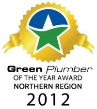 Best Brooklyn Plumber at Petri Plumbing & Heating, Inc. Green Plumber Award