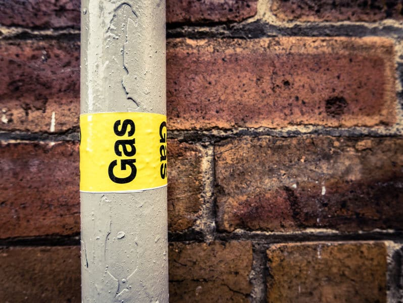 gas line inspection ll152